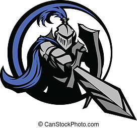 騎士, 中世紀, shie, 劍