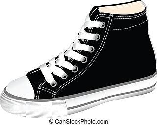 體操, 鞋子