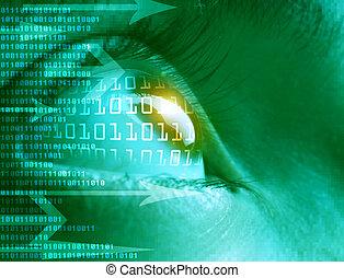 高科技, 技術, 背景