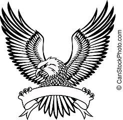 鷹, 象征