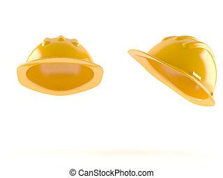 黃色, hardhat