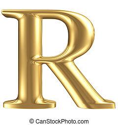 黃金, 無光油漆, 珠寶, 彙整, 信, r, 洗禮盆