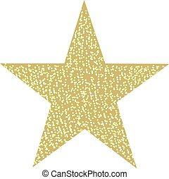 黃金, 閃光, 星, 被隔离