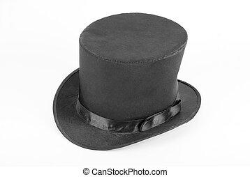 黑色的巫術, 帽子
