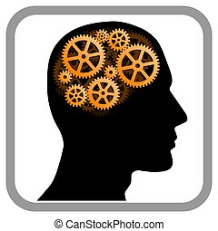 齒輪, head.
