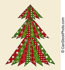 1, 樹, scrapbooking, 聖誕節