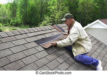 2, 工作, 屋頂