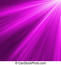 8, 發光, eps, rays., 紫色