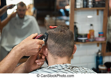 barbershop, 年輕人