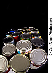 cans., 錫