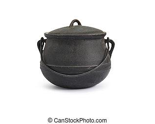 cast-iron, 水壺