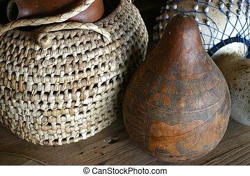 craftwork, african