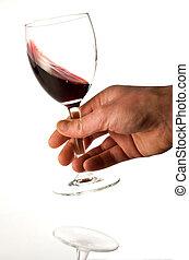 degustation, 紅的酒