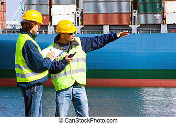 dockers, 工作
