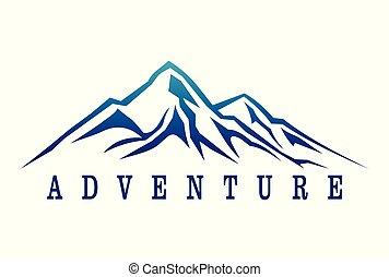 dsign, 標識語, 冒險, 山