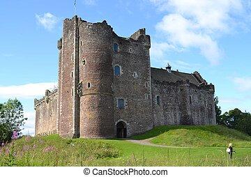 duone, 城堡, 具有歷史意義, 蘇格蘭