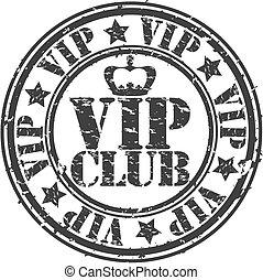 grunge, 俱樂部, 郵票, 橡膠, vecto, 大人物