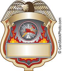 ii, 消防人員, 盾