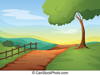 landcape, 鄉村