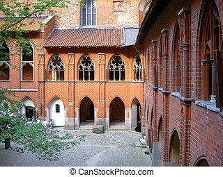 malbork, 城堡