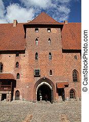malbork, 波蘭, 城堡
