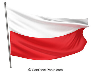 poland旗, 國家