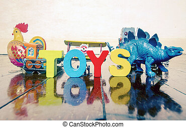 retro玩具