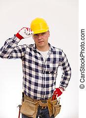 service., 房子, 工具, 做零活的人, belt., 革新