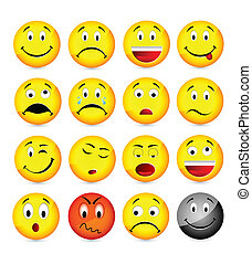 smileys, 黃色