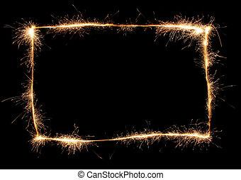 sparkler, 框架