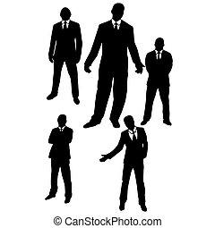 suits., 人