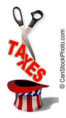 taxes., 切