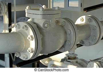 valve., 檢查