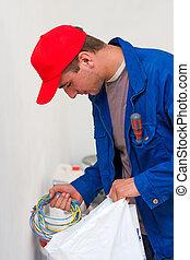 wirings, 電工