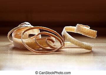 woodchips, 螺旋