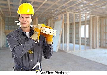 worker., 建設