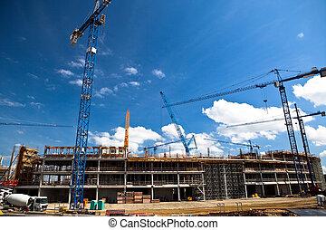 wroclaw, 建設, 足球, 站點, 體育場