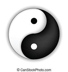 yang, 符號, yin